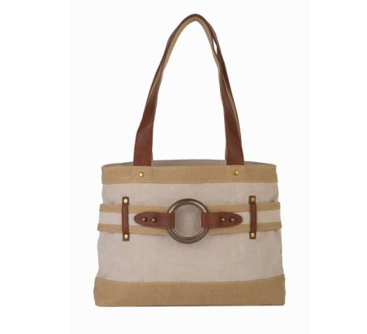 Rowen - Natural Handbag