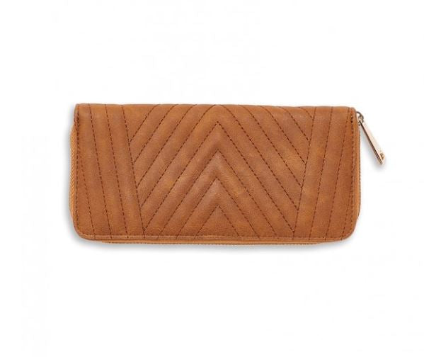 Rumor Wallet - Chestnut