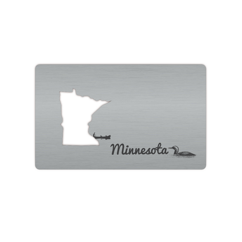 MN - Wallet Card Bottle Opener