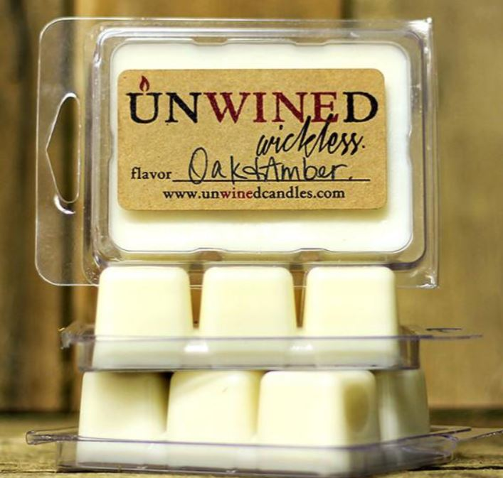 UnWINEd Soy Wickless Melts - multiple scents