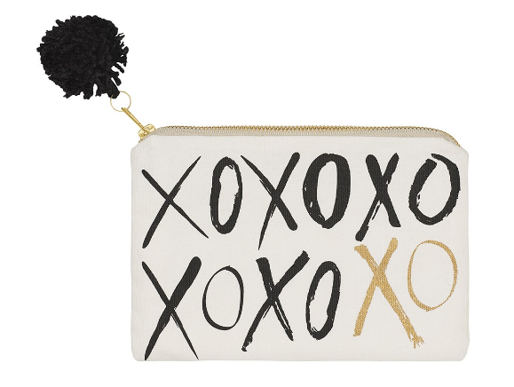 XOXO Cosmetic Bag