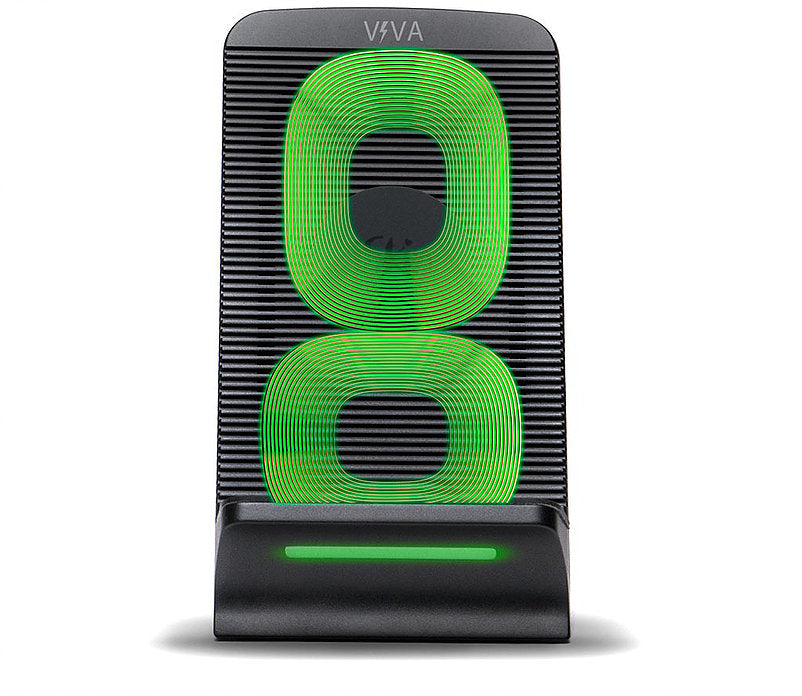 iSkin viva shown with its dual-coil technology