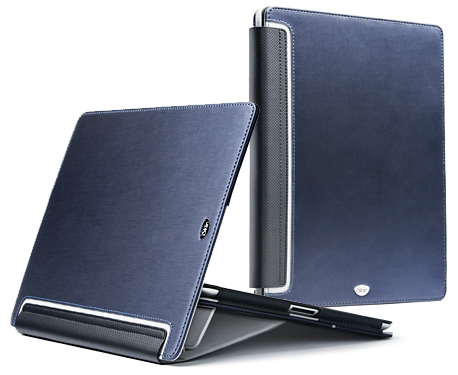 iSkin Aura 2 (Metallic Folio)