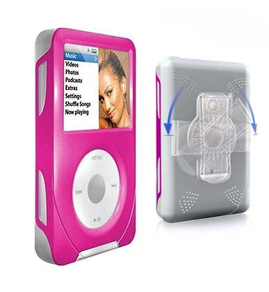 iSkin Evo4 Duo for iPod Classic-6th (2009-2014) Generation