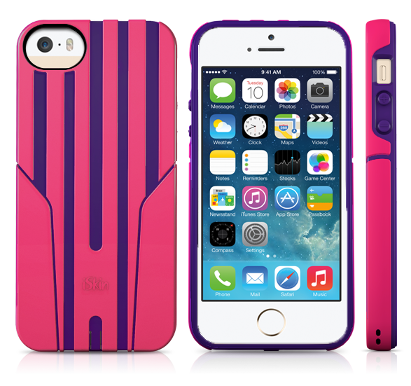 iSkin Exo for iPhone 5/5S/SE