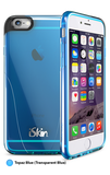 iSkin Claro for iPhone 6/6S (Blue)