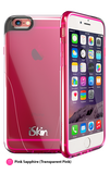 iSkin Claro for iPhone 6/6S Plus (Pink)