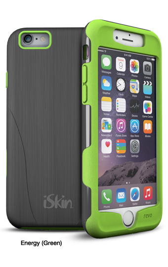 iSkin revo Sport for iPhone 6/6S (Energy Green)