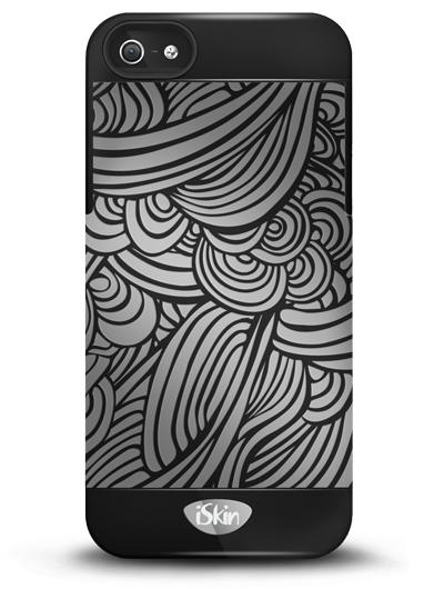iSkin Vibes Swirl for iPhone 5/5S/SE