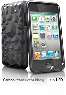 iSkin Pebble for iPod Touch 4G