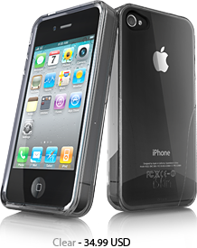 iSkin claro for iPhone 4/4S