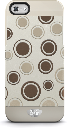 iSkin Vibes Polka Dot for iPhone 5/5S/SE