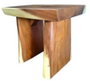 Maksym Low Stool / Side Table