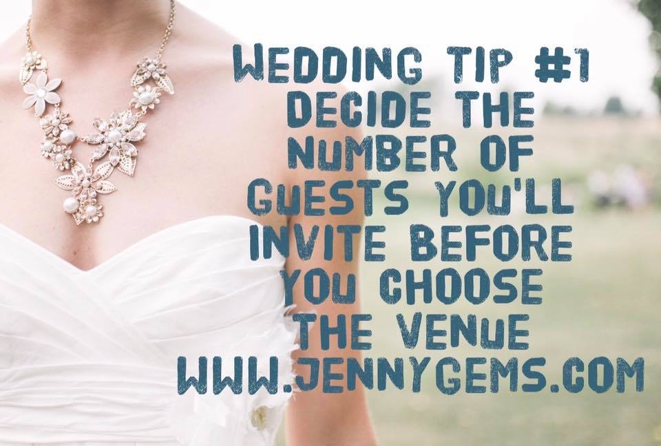 Wedding Tips & Ideas