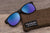 Fishing Sunglasses Polarized Floating Sunglasses / Wayfarer Blue Mirror