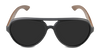 THE AVIATOR FRAME - Wood Sunglasses *FREE SHIPPING*
