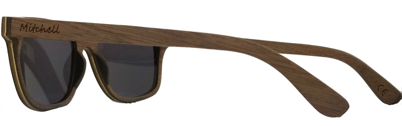 12d1b8695ead1 Wooden Sunglasses by Mitchell-Made Assembled in Canada - Mitchell ...