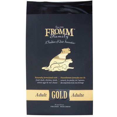 Fromm Gold Dry Dog Food Adult