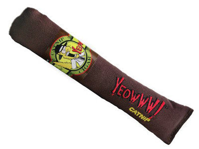 Yeowww! Catnip Cigar Cat Toy