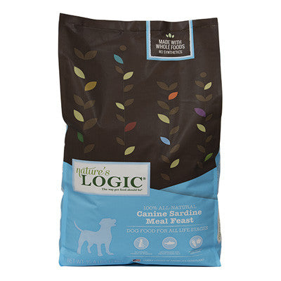 Nature's Logic Dry Dog Food Sardine