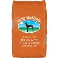 American Natural Premium Dog Food Turkey w/Pumpkin Recipe