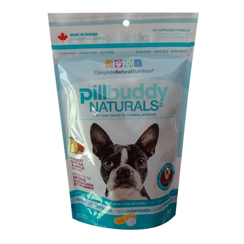 Complete Natural Nutrition Pill Buddy Naturals Various Flavors