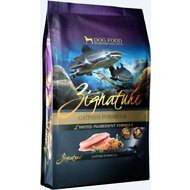 Zignature Grain Free Dry Dog Food Catfish
