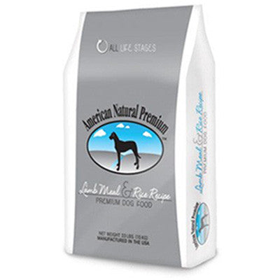 American Natural Premium Dog Food Lamb & Rice