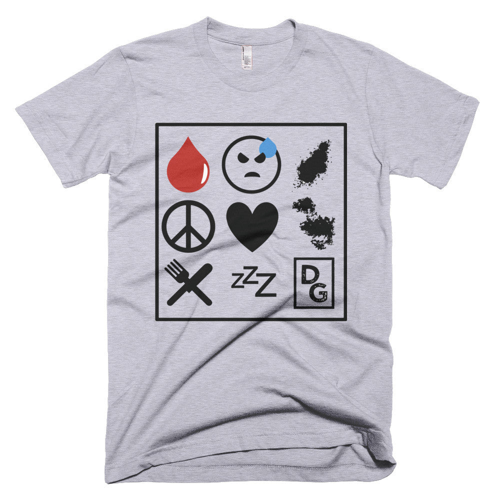 DyrtMoji Cotton Tee (more colors available)