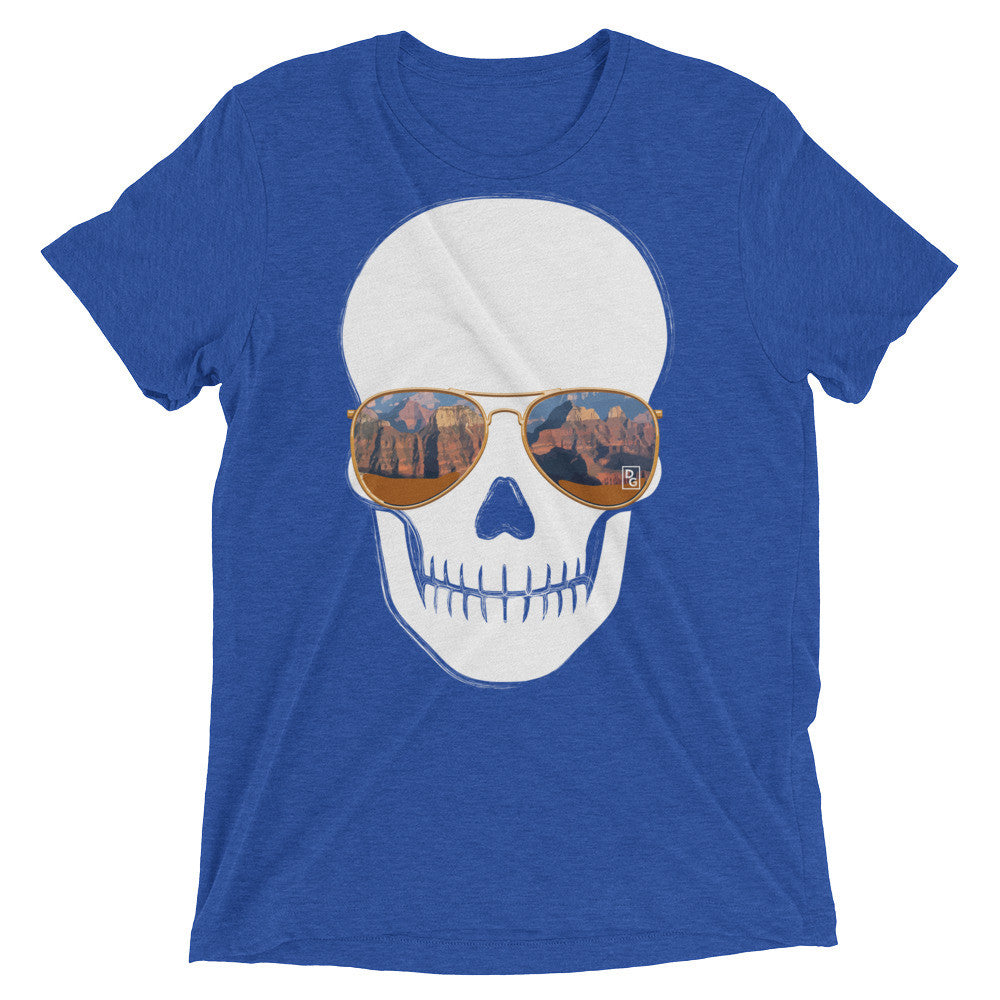 Grand Canyon Skull Short Sleeve Tee (more colors available)