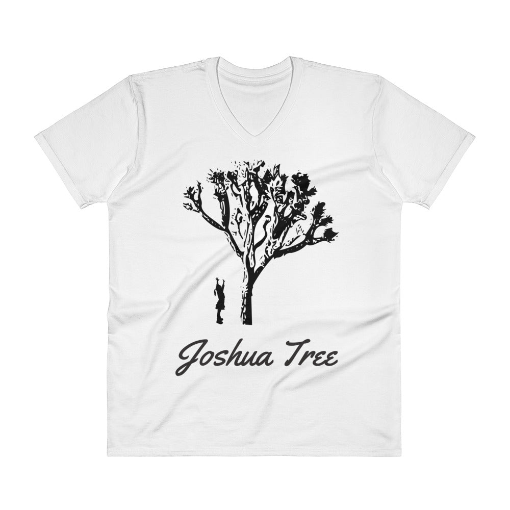 Joshua Tree V-Neck Tee