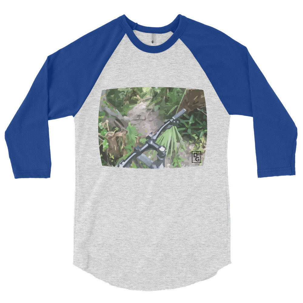 Dyrt Adventure 3/4 Sleeve Raglan (more colors available)