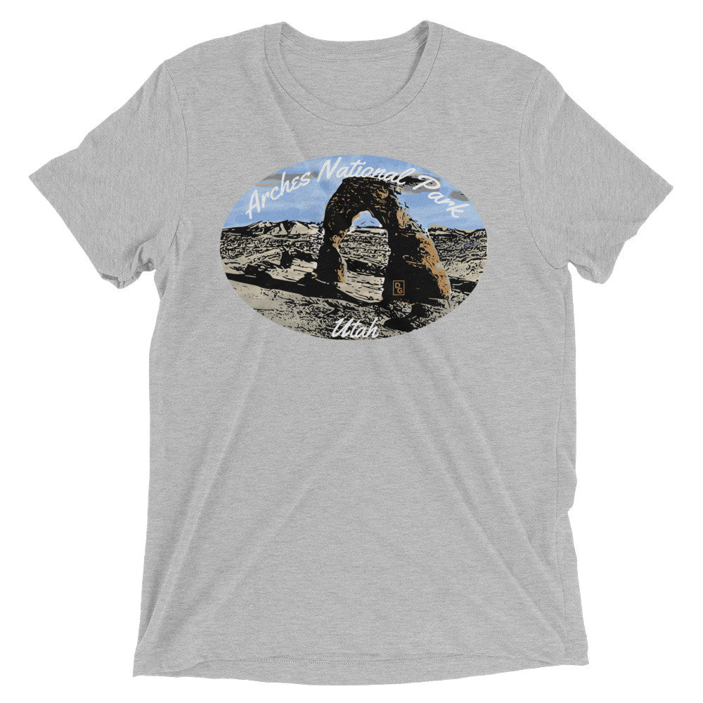 Arches National Park Short Sleeve Tee (more colors available)