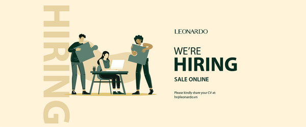 SALE ONLINE - LEONARDO RECRUITMENT