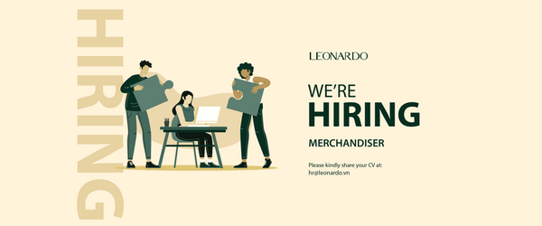 MERCHANDISER - LEONARDO RECRUITMENT