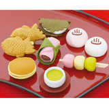 Erasers - Japanese Sweets - OyatsuCafe