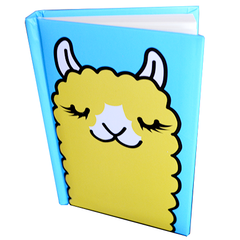 Alpaca A6 Notebook