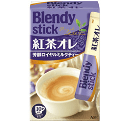Blendy Stick - Au Lait Tea - OyatsuCafe