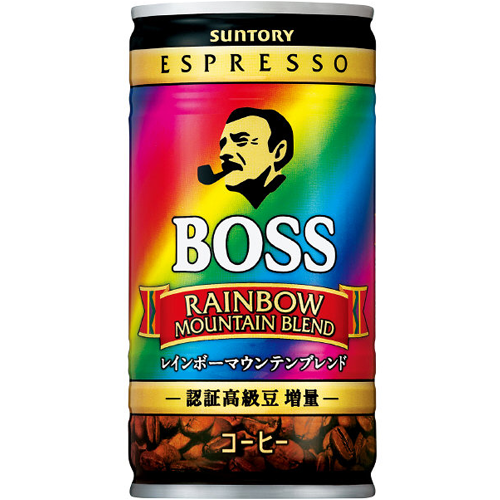 BOSS Coffee - Rainbow Mountain Blend