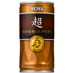 BOSS Coffee - 20th Anniversary Edition - OyatsuCafe