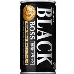 BOSS Coffee - Black - OyatsuCafe