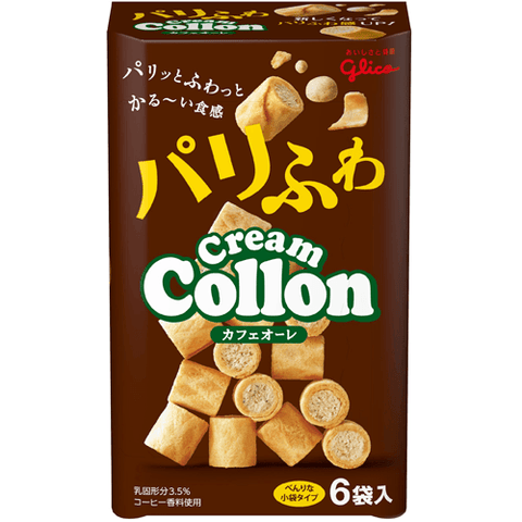 Cream Collon - Cafe Au Lait (6 Pack)