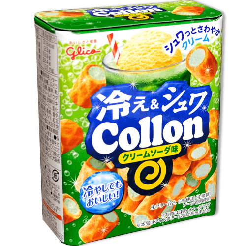 Collon - Cream Soda - OyatsuCafe