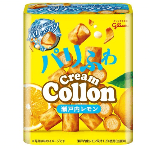 Cream Collon - Setouchi Lemon - OyatsuCafe