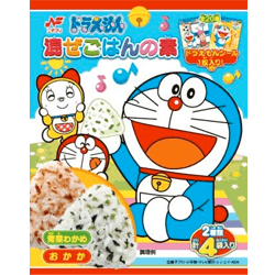 Doreamon Rice Mix + Sticker - OyatsuCafe