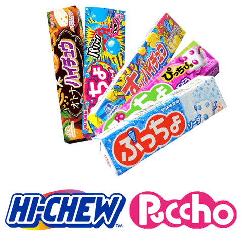 Let's Discover Hi-Chew & Puccho!