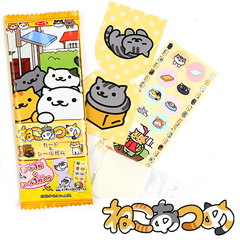 Neko Atsume Sticker Seals