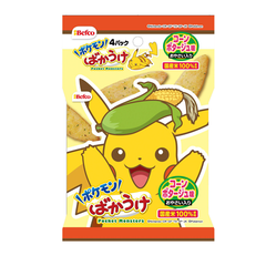 Pokemon Corn Snack