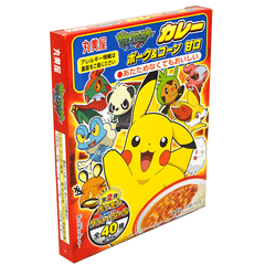 Pokemon Curry - Hot