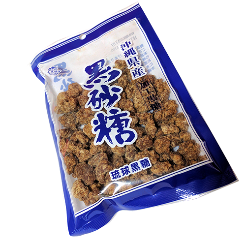 Okinawa Brown Sugar Snack